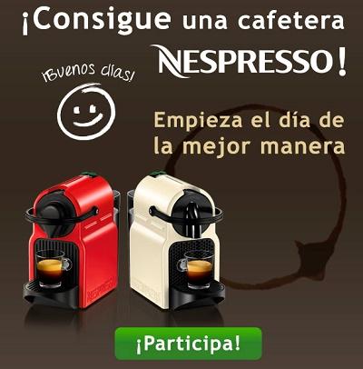 sorteo Nespresso