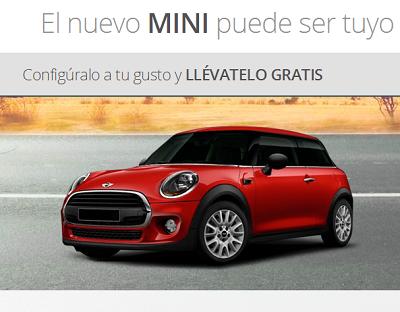 sorteo coche mini