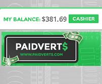 cobrar dinero Paidverts