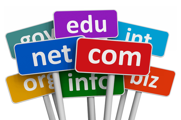 dominios y hosting