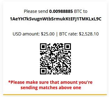 pagar con bitcoin loyalcrypto