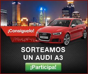 sorteo coche Audi