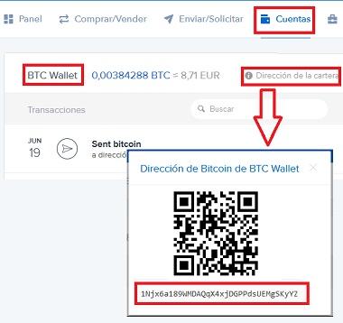 solicitar bitcoin coinbase