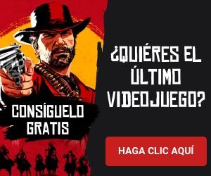 sorteo juego Red Dead Redemption