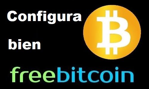 configurar feebitcoin