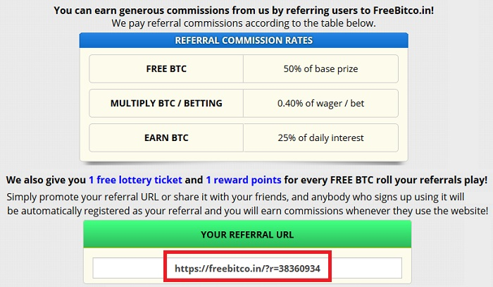 referral freebitcoin