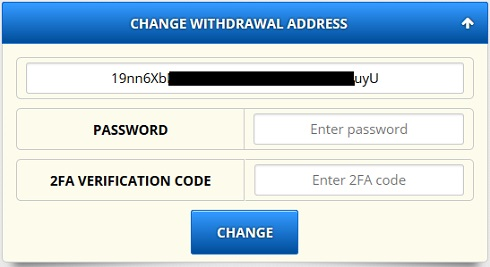withdrawal address freebitcoin